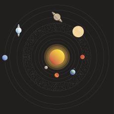 Birbirinden Farklı Değişkenleriyle Evrenin Üzerinde Oturduğu Raylar Olan Yörüngelere Dair Her Şey