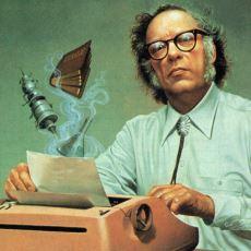 Ünlü Bilim Kurgu Yazarı Isaac Asimov'dan Ufkunuzu Genişletecek Alıntılar