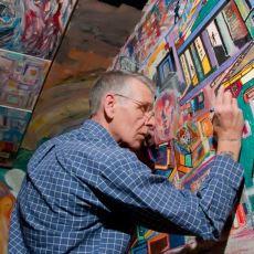 Sıradan Bir Hayat Sürerken Bir Şok Sonucu Sanat Dehasına Dönüşen Adam: Tommy McHugh