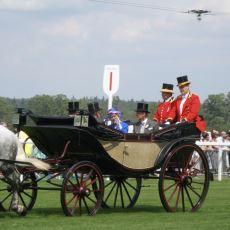 İngiltere'de Kraliyet At Yarışlarının Yapıldığı Havalı Yer: Ascot
