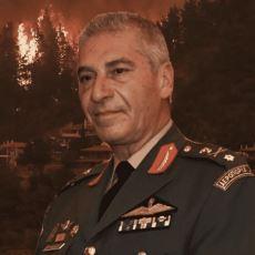 Yunanistan Yangınlarında Yetersiz Kaldığı İçin İstifa Eden Komutan: Yorgos Kumentakis