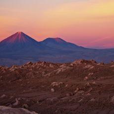 Doğanın Yeni Mucizesi: Dünyanın En Kurak Çölünün Çiçeklerle Kaplanması