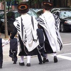 Dünyadaki Her Türlü Fanilikten Uzak Hayat Süren Hasidik Yahudi Cemaati: Satmar