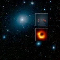 Fotoğrafı Çekilen Ünlü Kara Deliğin Bulunduğu Galaksi: Messier 87