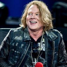 Guns N' Roses Solisti Axl Rose'un Neden Sabit Bir Ruh Hali Olmadığına Işık Tutan Karanlık Geçmişi