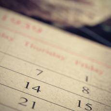 Yıllar Önce Gün İsimlerinin Değiştirilmesi İçin Önerilmiş Ancak Kabul Edilmeyen İsimler