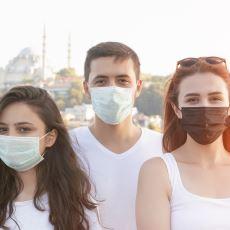 Herkesin Maske Takması İlkel Aşılama Benzeri Bir Bağışıklık Sağlıyor Olabilir mi?
