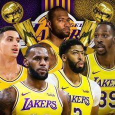 Şampiyon Los Angeles Lakers, Mevcut Kadrosunu Gelecek Sezon Koruyabilecek mi?