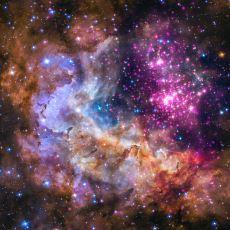NASA'nın 1999'dan Beri Kaydettiği Enfes Görüntüleri Kapsayan Chandra Veri Arşivi