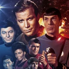 Bir Efsaneyi Ta 1960'larda Başlatan Dizi: Star Trek The Original Series