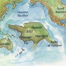 Yunan Alfabesiyle Mu Kıtası'nın Batışı Arasındaki İnsanı Gerçekten Hayret Ettiren Benzerlik