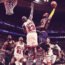 LeBron James vs Michael Jordan Kıyaslamasının Galibi Neden Hâlâ Jordan?