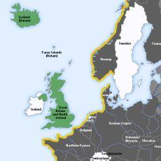 Nazi Almanyası'nın Fransa'dan Norveç Kıyılarına Kadar Ördüğü Mega Yapı: Atlantik Duvarı