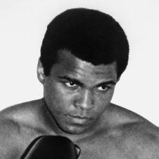 Tüm Zamanların En iyi Sporcularından Muhammed Ali'nin Unutulmaz Anları