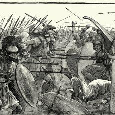 Tarihte Hannibal Ordusuna Uygulanmış Güçlü Bir Orduyu Vur Kaç Taktiği ile Yıpratma Taktiği: Fabian Strateji
