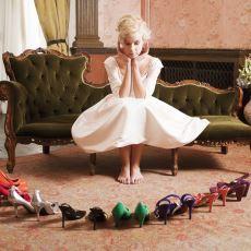 Bütün Detaylarıyla Topuklu Ayakkabı Giyme Sanatı
