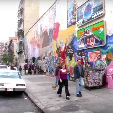 İnsanı Direkt O Yıllara Işınlayan Mükemmel Çalışma: 1993 New York'unun HD Sokak Görüntüleri