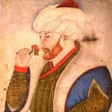 Fatih Sultan Mehmet, Kendisini Gül Koklarken Çizdirdiği Portresinde Ne Mesaj Vermek İstemiş?