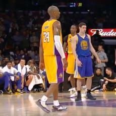 Kobe Bryant'ın Jübile Yapmadan Üç Yıl Önce Ruhen Emekli Olduğu Üzücü Sakatlık Anı