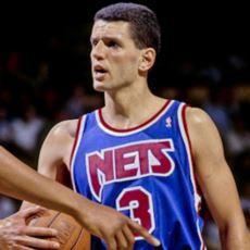 Basketbol Tarihinin En İyi Avrupalı Oyuncusu Drazen Petroviç'in Anısına Yazılmış Enfes Bir Biyografi