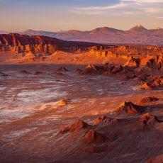 Yüzeyi Mars'a Benzediği İçin Uzay Araçlarının Denendiği Aşırı Kurak Yer: Atacama Çölü