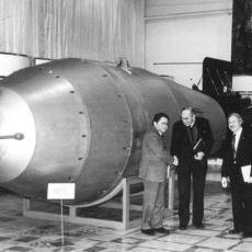 İnsanoğlunun Bugüne Kadar Patlattığı En Güçlü Bomba: Çar Bombası