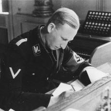 Yaptığı Korkunç Katliamlarla Prag Kasabı Olarak da Bilinen Nazi Generali: Reinhard Heydrich