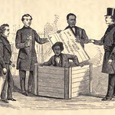 Kölelikten Kaçmak İçin Kendini Kutuyla Kargolayan Henry Box Brown'ın Hikayesi
