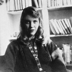 Şiirlerini Kronik Depresyonuyla İnce İnce Dekore Eden Yazar: Sylvia Plath