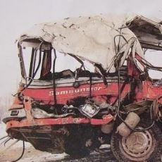 Spor Tarihimizin En Trajik Olaylarından Biri: 20 Ocak 1989 Samsunspor Trafik Kazası