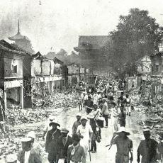 1923 Yılında Japonya'da 142 Bin Ölüme Neden Olan Büyük Tokyo Depremi