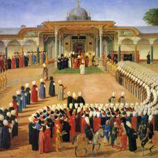 Osmanlı'da En Tepeden En Sona Protokol Sıralaması ve Esasları