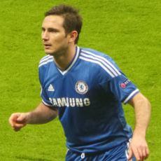 Çalışma Etiği Sayesinde Chelsea Efsanesi Olan Frank Lampard'ın Kariyer Özeti