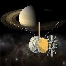 Yarın Satürn'e Çarptırılarak 13 Yıllık Görevine Son Verilecek Cassini İnsanlığa Neler Öğretti?