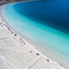 Salda Gölü'ne Muhteşemlik Katan Beyaz Kumlar Nasıl Oluştu?