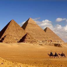 """Mısır Ülkesi İçin İngilizcede Neden Hiçbir Çağrışım Yapmayan """"Egypt"""" Kelimesi Kullanılıyor?"""