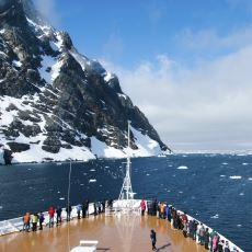 Birçok Ülkenin Hak İddia Ettiği Ancak Hiç Kimseye Ait Olmayan Antarktika'ya Nasıl Gidilir?