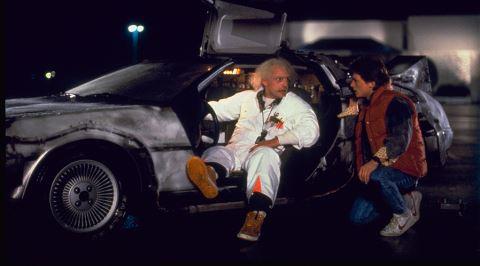 Back to the Future'ın Hayalleri Süsleyen Arabası DeLorean'ın Tarihi ve Teknik Özellikleri