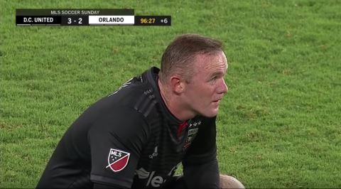 Wayne Rooney'in 90+6'da Yaptığı Yıllar Geçse de Unutulmayacak Asist