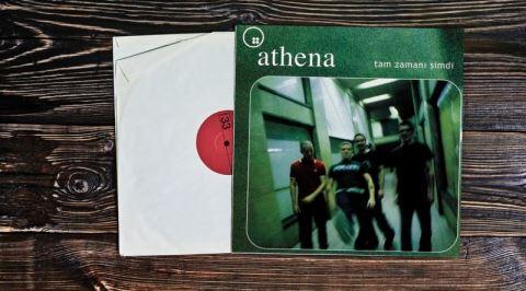 Athena'nın, Çıkışından Başlayıp En İyi Albümü Tam Zamanı Şimdi'ye Giden Hikayesi