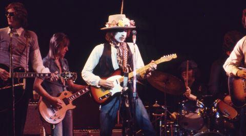 Bob Dylan'ın 1975'te Plansızca Gerçekleştirdiği Efsane Turne: The Rolling Thunder Revue