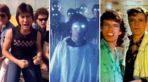 1980'lerin, Hangi Kafayla Yapıldığına Anlam Veremeyeceğiniz Müzik Klipleri