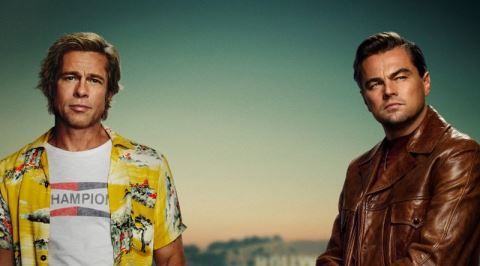 Brad Pitt ve Leonardo DiCaprio'lu Once Upon A Time In Hollywood'un Fragmanı Yayınlandı