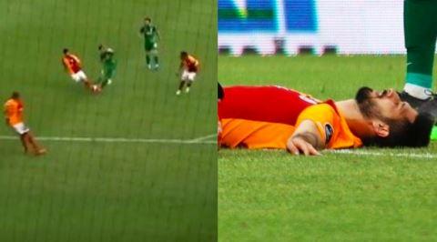 Emre Akbaba'nın Ayağının Kırıldığı Pozisyon İçin Futbol Kuralları Ne Diyor?