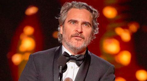 Joaquin Phoenix'in 92. Oscar Ödülleri'ndeki Konuşmasının Türkçe Çevirisi