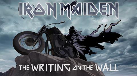 Iron Maiden'ın Yeni Teklisi The Writing On The Wall Klibinin Yaptığı Göndermeler
