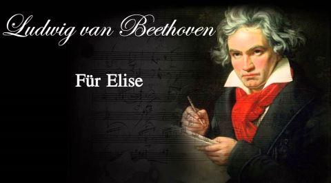 Beethoven Öldükten 40 Yıl Sonra Basılabilen Für Elise'in İlginç Tarihçesi