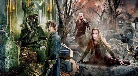 The Hobbit Serisinin Gereksiz Sahneler ve Kusurlar Giderilerek Tek Filme İndirilmiş Hali
