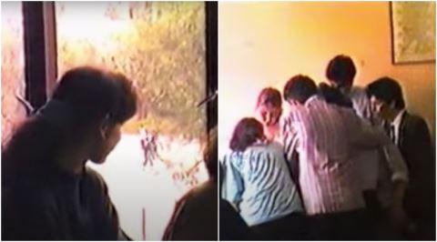 1990'da Kenan Evren Lisesi'nde Çekilen Nostaljik Videolar
