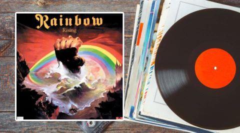 Ritchie Blackmore ve James Dio'nun Güçlerini Birleştirdiği Enfes Rainbow Albümü: Rising